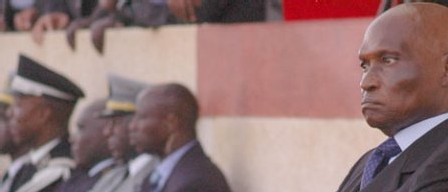 WADE PARLE DE SA SUCCESSION  « Je ne vais pas remettre le mandat entre les mains de quelqu'un qui ne peut pas tenir la situation… »