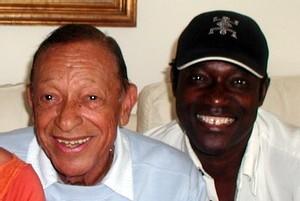 Idrissa Diop : 'Carlos Santana et moi avons été choisis pour ouvrir le Mondial 2010 en Afrique du Sud'
