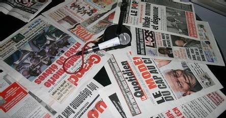 Le PDS boycott la presse privée (Anti-Wade) jusqu'au 31 décembre