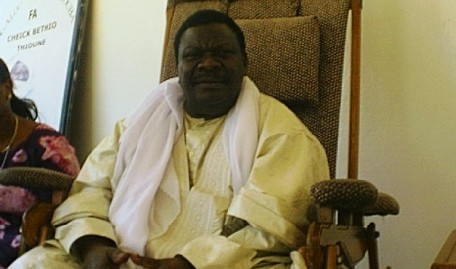 Cheikh Béthio Thioune réaffirme son serment d'allégeance à Serigne Cheikh Saliou Mbacké
