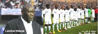 FOOTBALL: Lamine Ndiaye : ''l'équipe nationale n'est pas un marché''
