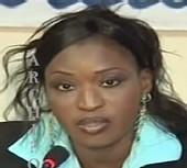 [ PORTRAIT ] ZAHRA THIAM: Femme et plus jeune chef de parti du pays
