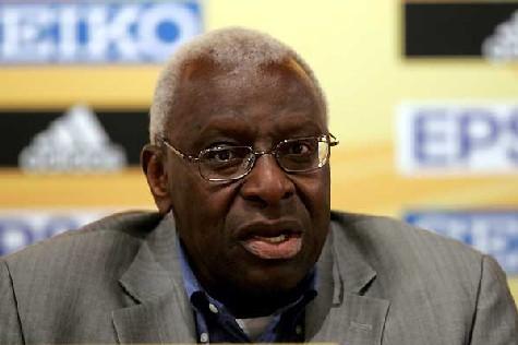 Lamine Diack : ''Le Sénégal n'espérait pas grand-chose à ces Jeux''