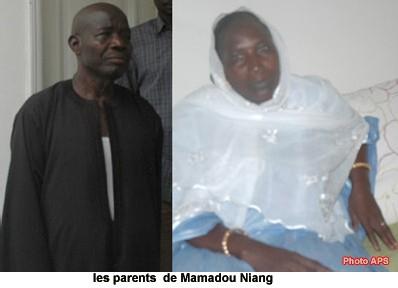 SENEGAL: Les parents de Mamadou Niang veulent revoir leur fils dans la Tanière
