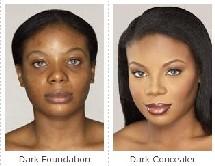 [ VIDEO ] Apprendre à maquiller une peau noire
