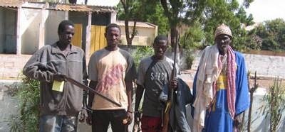 Une bande de voleurs démantelée à Tambacounda