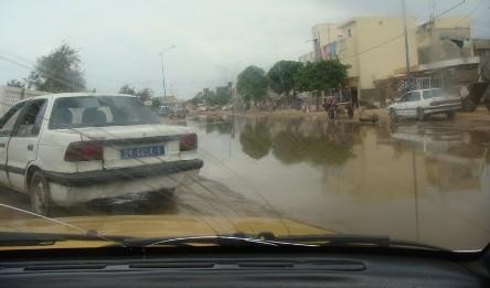 Quand la pluie fait le malheur des 1