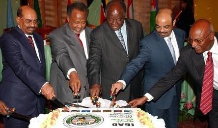UNITED STATES OF AFRICA (La vision de Mr. Mamadou Vieux Diop)