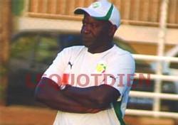 REACTION - Lamine Ndiaye «L'équipe s'est désagrégée après le but algérien»