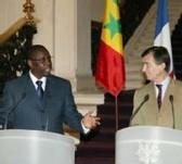 OMBRE SUR LA VISITE DE MACKY SALL AU SENAT FRANCAIS: la présence de Wade entraîne l'annulation d'une conférence de presse du président de l'Assemblée