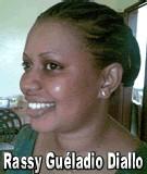 FLASH SUR... Rassy Guéladio Diallo