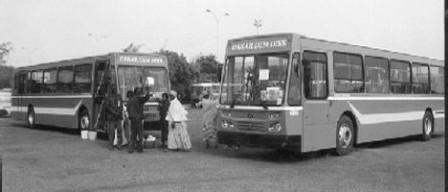 POUR UN RETARD DE SALAIRES A DAKAR DEM DIKK: Les travailleurs paralysent le transport urbain