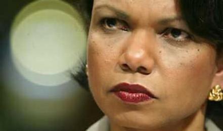 CONDOLEZA RICE: ''Le Département d'État (usa) a besoin de Plus de Noirs''