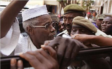 PLAINTE CONTRE HABRE: La justice sénégalaise saisie d'une nouvelle affaire contre le ''dictateur'' tchadien