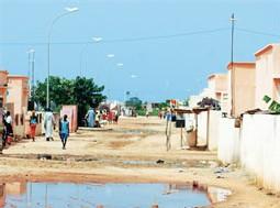 DETOURNEMENT 30maisons du plan Jaxaay détournées par les autorités