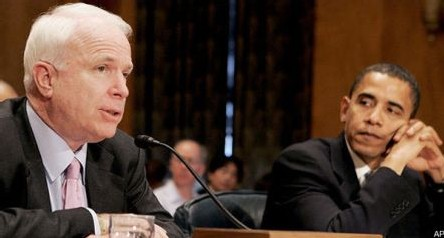 Le parti démocrate lance un site pour contrer les mensonges de McCain