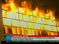 [VIDEO-Live] Attentat sanglant contre l'hôtel Marriott au Pakistan faisant au moins 60 morts (Derniere minute)