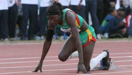 COUP DE GUEULE D'AMY MBACKÉ THIAM: ''Le bilan en 8 ans de l'actuelle fédération d'athlétisme se résume à des sanctions contre les meilleurs athlètes''