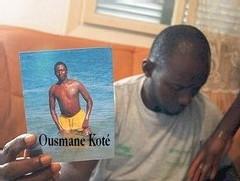 LA POLICE ESPAGNOLE A ARRETE JUAN JONE l'assassin du Sénégalais Ousmane Kote tué le 6 septembre