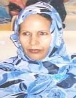 Khattou Mint Boukhary 1ère Dame de Mauritanie arretée par la police
