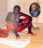 KEBA DIOP tente de se suicider par le feu devant les grilles du Palais