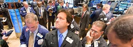 Lundi noir à Wall Street après le rejet du plan Paulson