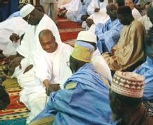 KORITE 2008 - GRANDE MOSQUEE: Le premier Ministre invite les gens à s'unir derrière l'essentiel