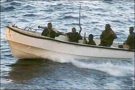 Piraterie : Les Somaliens amassent 30 millions de dollars en 2008