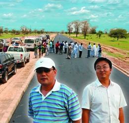 TOUBA Les Chinois courent après plus de 10 milliards de créances : Hypothèque sur les grands travaux