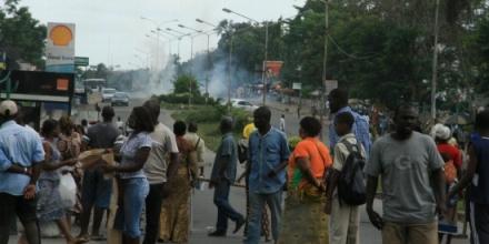 Deux agences de la Senelec saccagées suite au Manifestations contre les délestages de ce Jeudi
