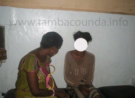 [ PHOTOS ] Tentative de viol à Tambacounda: Une gamine de 16 ans laissée pour morte par un maniaque