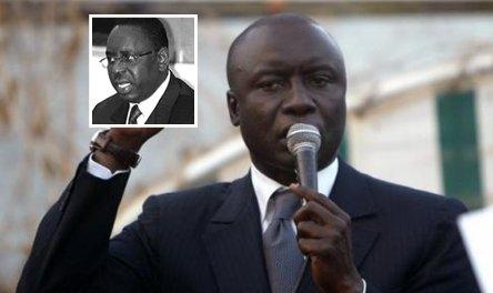Idrissa Seck reçoit Macky Sall à Thiès