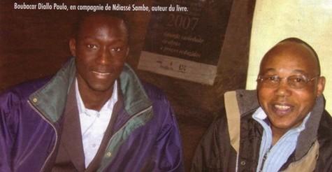 NDIASSE SAMB AUTEUR DU LIVRE REVELATEUR SUR EL HADJI DIOUF: ''Diouf n'a jamais voulu me rencontrer malgré mes sollicitations''