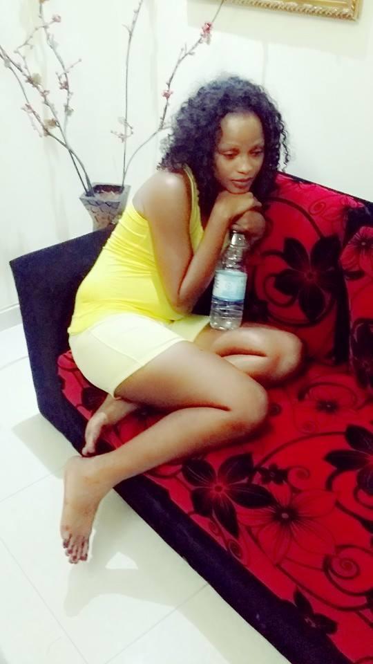 Voici Les photos qui prouvent l'authenticité des images nues de Mbathio Ndiaye qu'elle aurait elle-même commandité