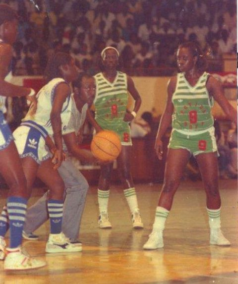 ROKHAYA POUYE NDIAYE ''AYA'': une légende du basket national (Photos)
