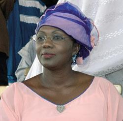 Aminata Tall ne veut plus être maire de Diourbel