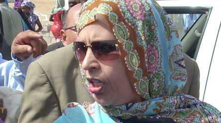 MAURITANIE: L'ex-Première dame arretée hier par la Police