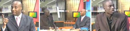 [ VIDEO ] BARTHELEMY DIAS invité de l'emission pencoo (Walf TV)