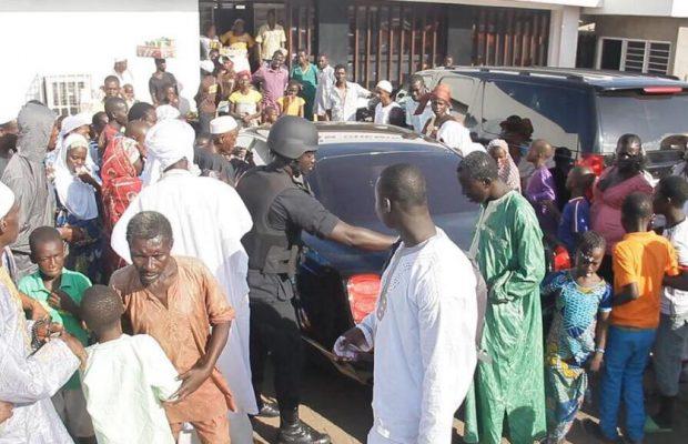 Les américains résidant en Gambie évacués à Dakar