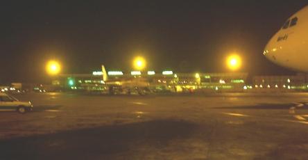 110 PERSONNES INTERPELLEES à l'aéroport L.S.S de Dakar