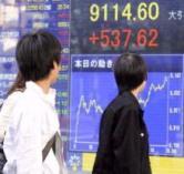 Les marchés en forte hausse après la victoire d'Obama