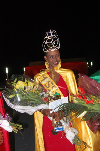 [ PHOTOS ] MISS SENEGAL 2008