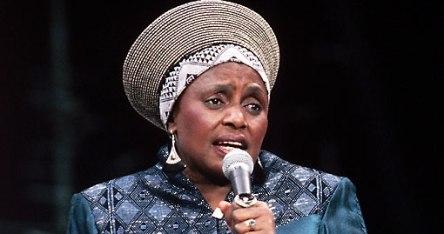LE MONDE PLEURE MIRIAM MAKEBA: Une voix d'or s'est éteinte