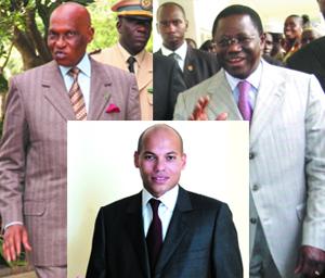 Après le départ de Macky Sall de l'Assemblée nationale : Manœuvres pour auditionner Karim Wade