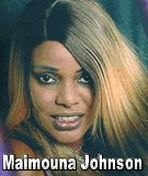 FLASH SUR... Maimouna Johnson
