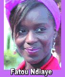 FLASH SUR... Fatou Ndiaye