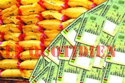 EN ATTENDANT L'ARRIVEE DE WADE DANS LA BANLIEUE: Des cartes d'électeur contre 25 kg de riz
