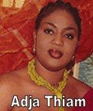FATOU BINTOU THIAM DITE ADJA THIAM « On raconte n'importe quoi sur Abdoulaye Balde et moi »