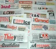 La descente aux enfers de la presse sénégalaise