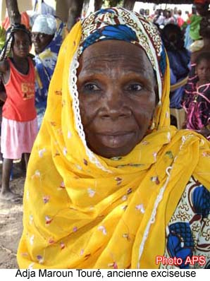 SENEGAL: Le repentir d'une ancienne exciseuse qui plaide pour une croisade contre les récidivistes